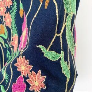Anthropologie Tops - Anthropologie | Meadow Rue Cartagena Floral Tank